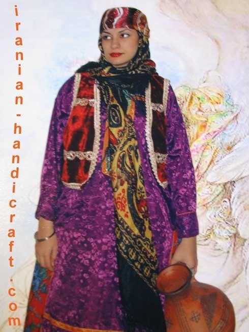فروش لباس کردی